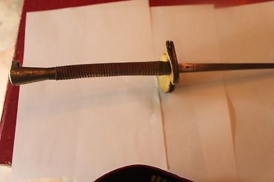 vintage Klingenthal COULAUX & C SWORD MARKED #5