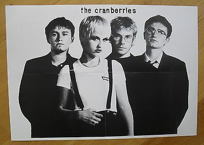 THE CRANBERRIES vintage poster