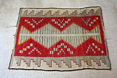 Early Navajo Rug / Blanket