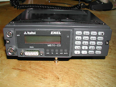 ENEL MB70-E5 VHF Mitsubishi 15Watt QRP amplifier 50mW -- 200mW in