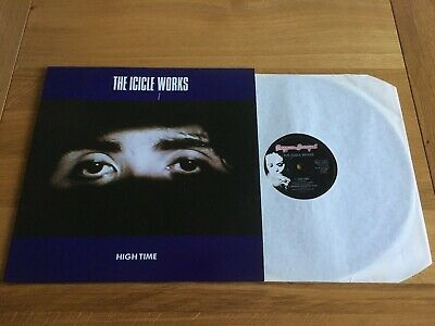 """Icicle Works-High time.12"""""""
