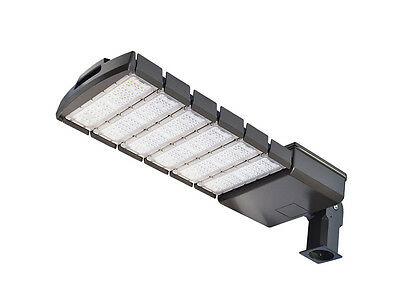 300 Watt LED Module Fixture Light Energy Efficient Parking Lot Industrial Lights
