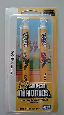 Nintendo Touch Pen Knock New Super Mario Bros Per Nintendo Ds Dsi Takara Tomy