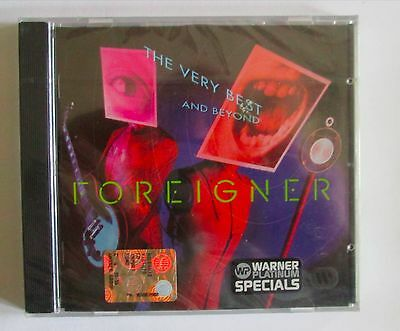 Foreigner - The Very Best And Beyond   -  Cd  Nuovo E Sigillato