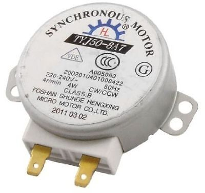 AC 220-240V 4W 4RPM Micro Synchronous Motor For Microwave Oven