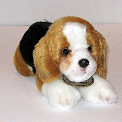 Yomiko Classics Dog Beagle Soft Plush Animal 11""