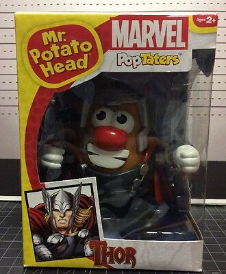 Thor Marvel Comics Mr The Avengers Potato Head