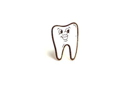 Dentist Tooth Lapel Pin (D001)