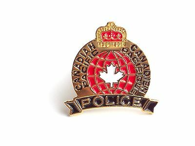 Canadian Pacific Police Crest Train Pin (C029)