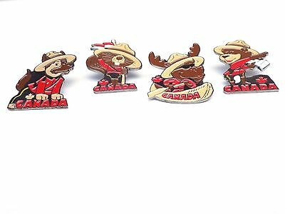 Royal Canadian Mounted Police Promotional Pins