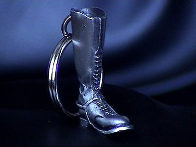 Keychain - RCMP Pewter Boot (901RKP)