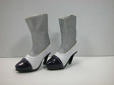 Miniature Shoes Boots  for Barbie Fashion Royalty Girl Accessories  #JSS23