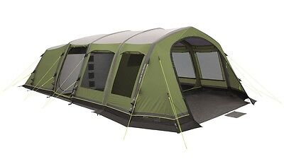Outwell Air Comfort Corvette 7AC Tent - 2017