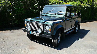 2003 Land Rover Defender 110 TD5 CSW