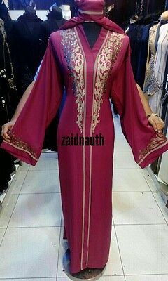 Size 60 Women open front abaya.dress .saudi abaya japanese Neda.new Arrival 2017