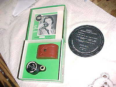 Rare1950 Subminiature Camera - Asr Fotodisc - Mint In Box - Foto Disc - Few Made