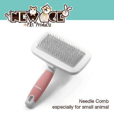 Grooming Care Hair Brush Tool Comb for Rabbit Guinea Pig Ferret Hamster Mouse