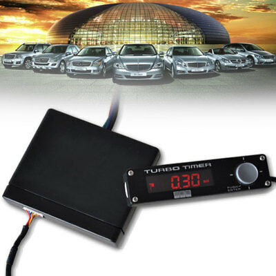 Universal Turbo Timer Control Type Red Led Digital Display For Vehicle Car Auto