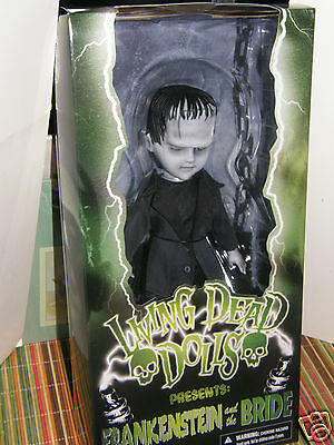 living Dead Doll   Frankenstein     2013 collector