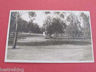 1911 Central Reserve Broken Hill NSW Australia RPPC Postcard Wooler Photo