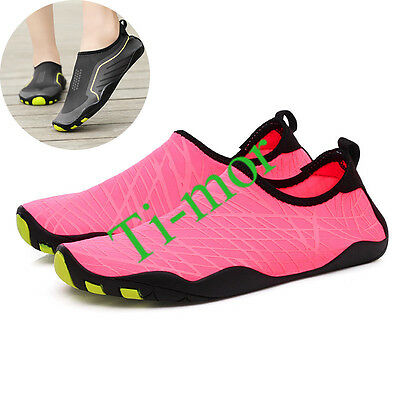 Women Water Shoes Outdoor Sports Beach Swim Pool Barefoot Quick-Dry Non-slip