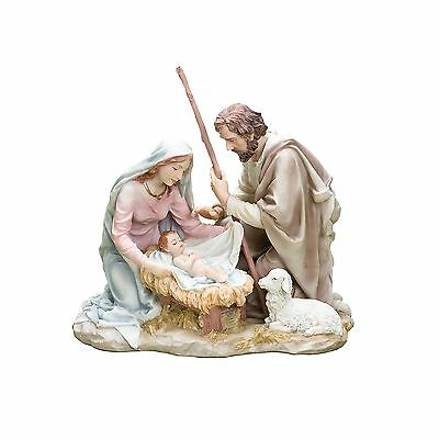 Galleria Divina Collection Holy Family Figure 8.25-Inch