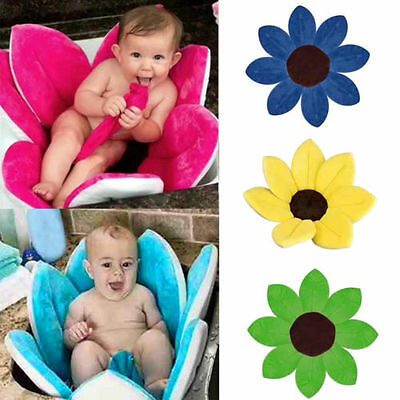 Baby Bath tub Flower Bath Tub Blooming Sink Bath For Baby Infant Blooming Lotus