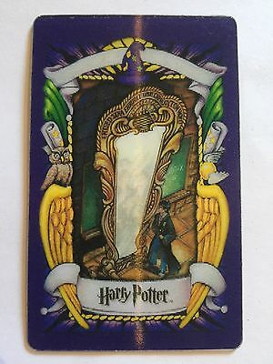 Harry Potter Chocolate Frog Card - Harry and The Mirror Of Erisad