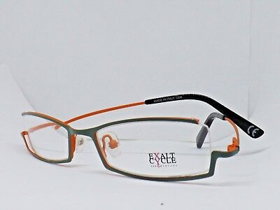EXALT CYCLE montatura per occhiali da vista FRAME glasses eyewear made italy new