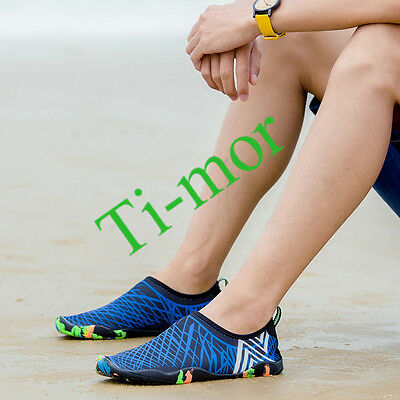 Women&Men Water Surf Beach Aqua Shoes Non Slip Sandals Diving Swim Fitness shoes