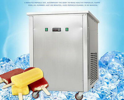 CE with 40pcs/Set mould,ice lolly machine,electric Popsicle stick Maker machine