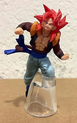 Dragon Ball Super Gashapon Vs 02 Gogeta Ss4 Battle Figure Figura Bandai New