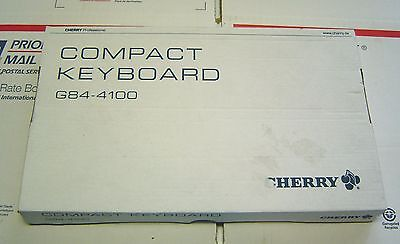 Cherry G84-4100LCMUS-2 Keyboard G84-4100 BRAND NEW