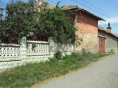 2 X Houses In Bulgaria With Title Deeds Needing Renovation £8K Poss P/x Camper