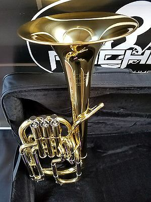 Besson BE-152 Lacquer Eb Alto Horn- New Standard