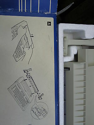 Commodore Interface inklusive: Brother CE 25 C Schreibmaschine RAR CE25C CE 25C