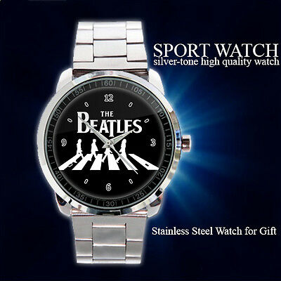 The Beatles - On The Abbey Road Sport Metal Watch
