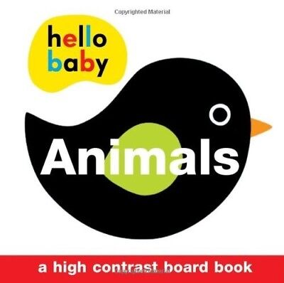 Animals (Hello Baby) - New Book Roger Priddy