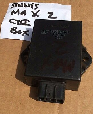 Sinnis Max 2  125 cc  CDI Ignition Box , New OEM Part