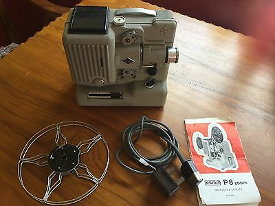 Vintage Eumig P8 Phonomatic Projector