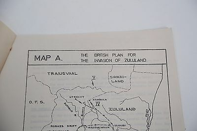 An Early Copy of the British Plan for the Invasion of Zululand (1879) with maps