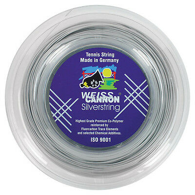 Weiss CANNON Silverstring 200m String Reel