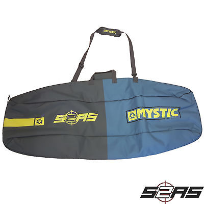2017 Mystic x S2AS Wakeboard/Kiteboard Double Bag (145cm)