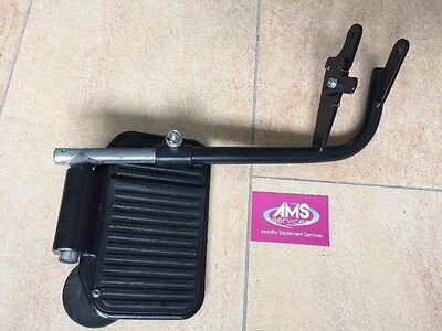Lomax Modular Travvla Electric Wheelchair Complete Right Footrest & Hangar Parts