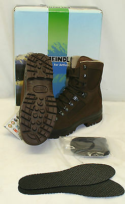 New British Military Issue Meindl Desert Combat High Liability Boots UK 10