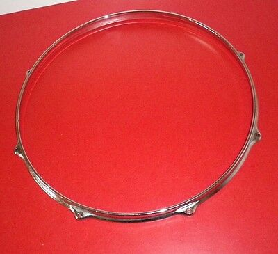 "Premier Vintage Die Cast 14"" tom or snare hoop 8 hole"