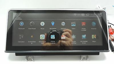 """""""YOKOTRON"""" """"10.25 """" Android 4.4 Car Player for BMW 1 F20 F21 2012-2016+GPS"""