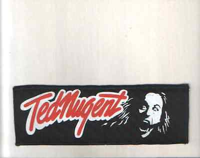 Ted Nugent-patch