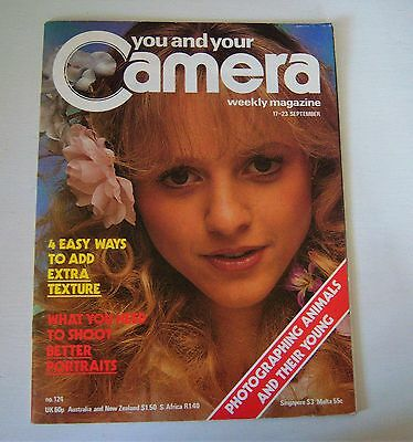 You and Your Camera Weekly Magazine No. 124, Vol.9