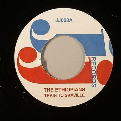 "ETHIOPIANS, The - Train To Skaville - Vinyl (7"")"